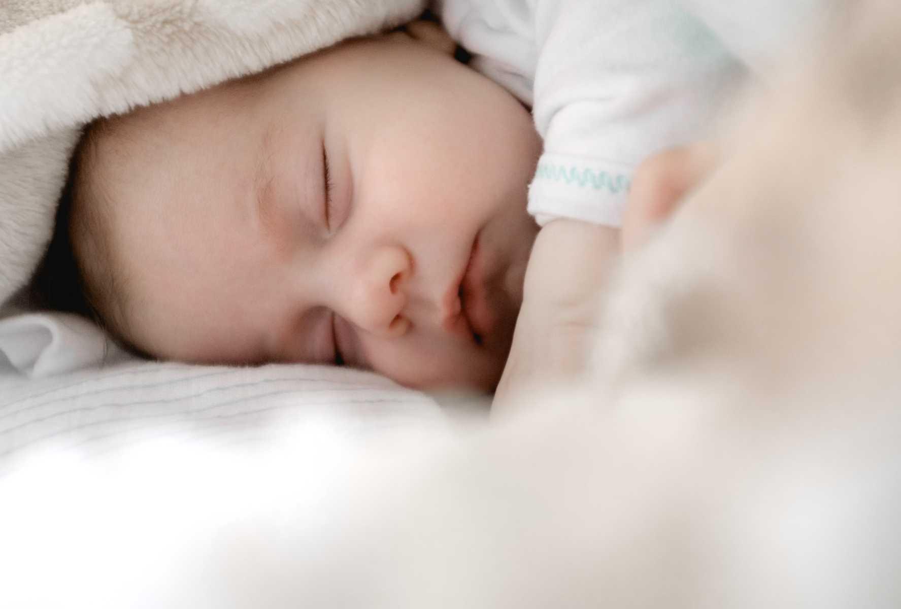 Spánok bábätka - mýty a fakty