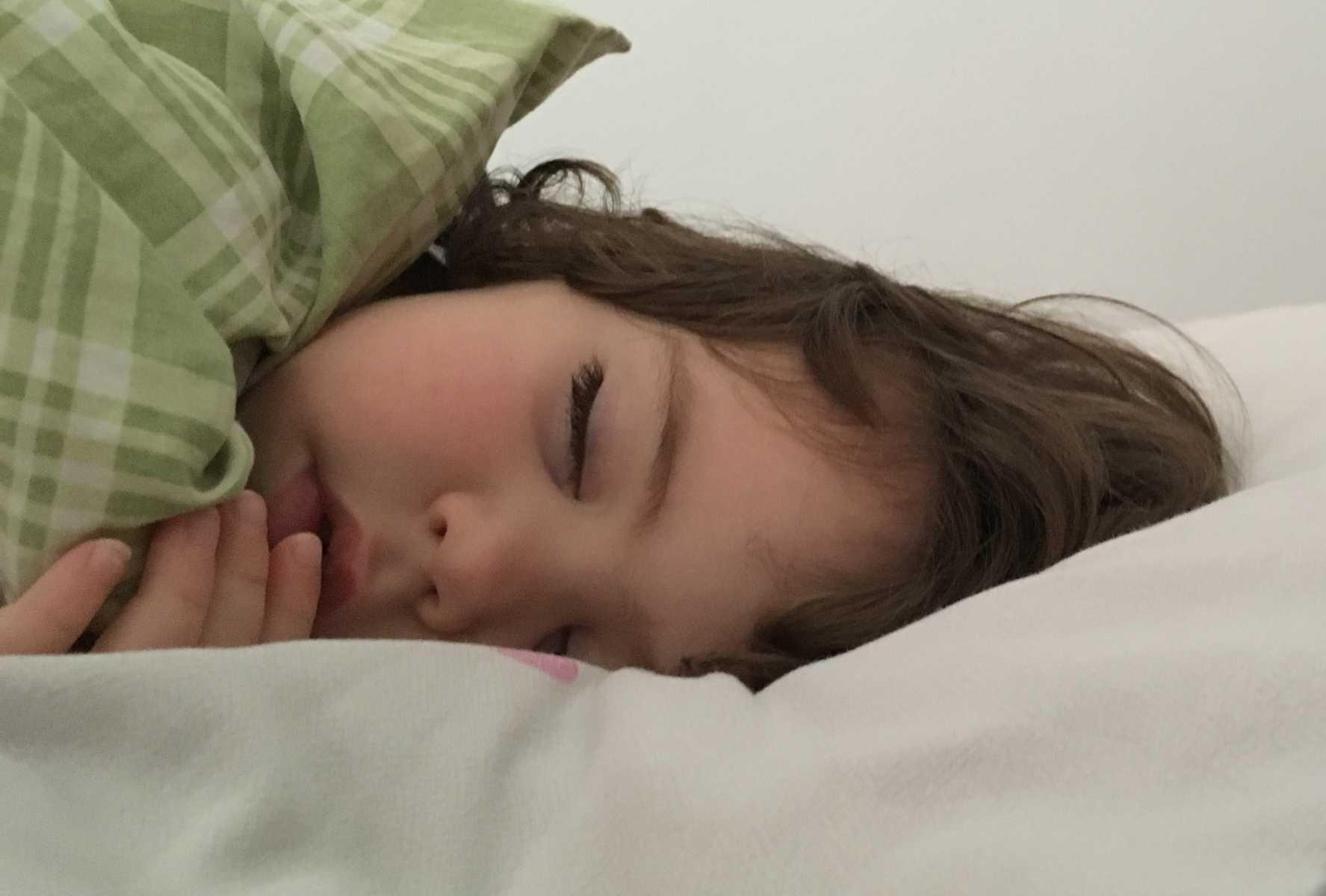 Spánok detí - ako mu porozumieť