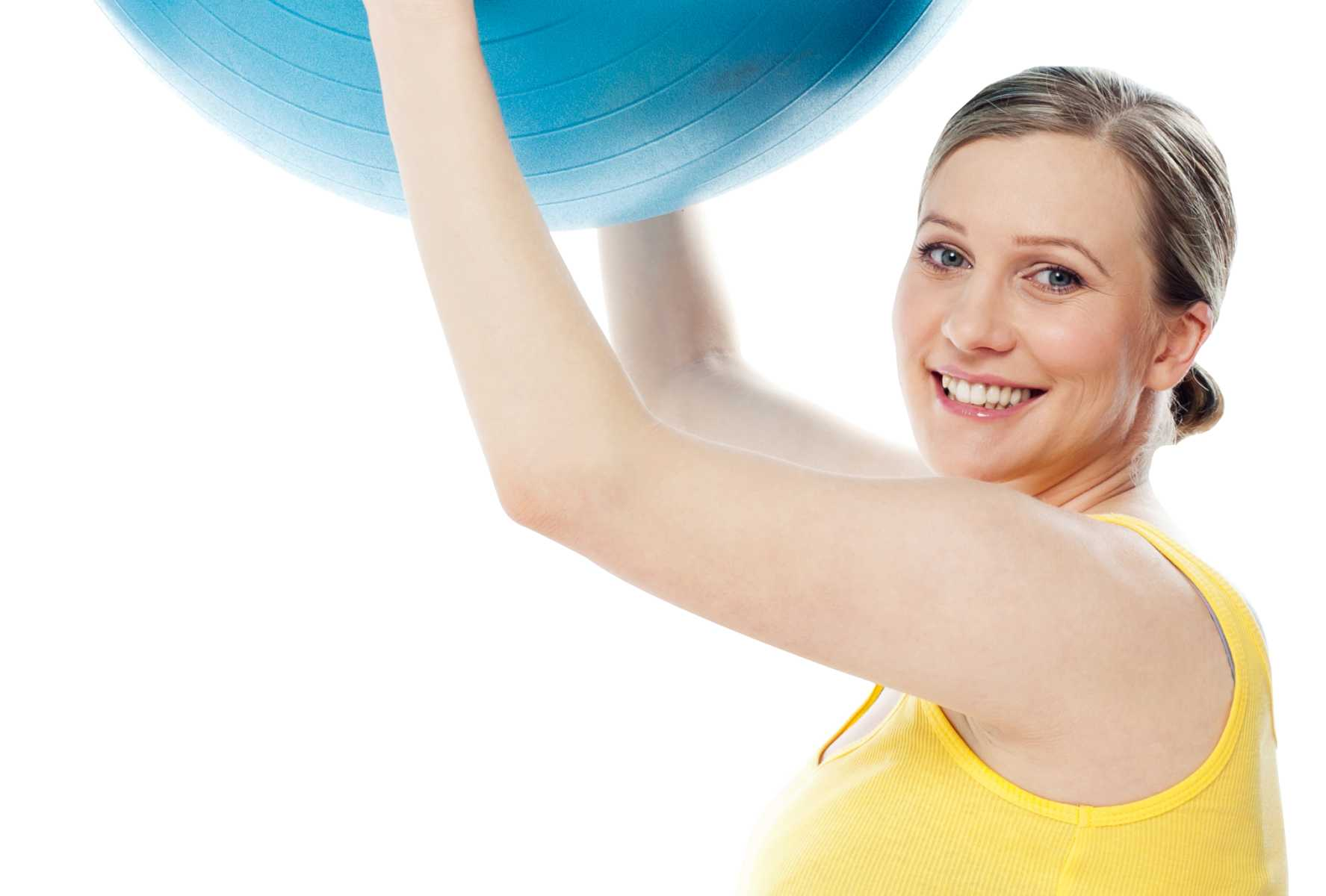 Pilates pre tehotné I