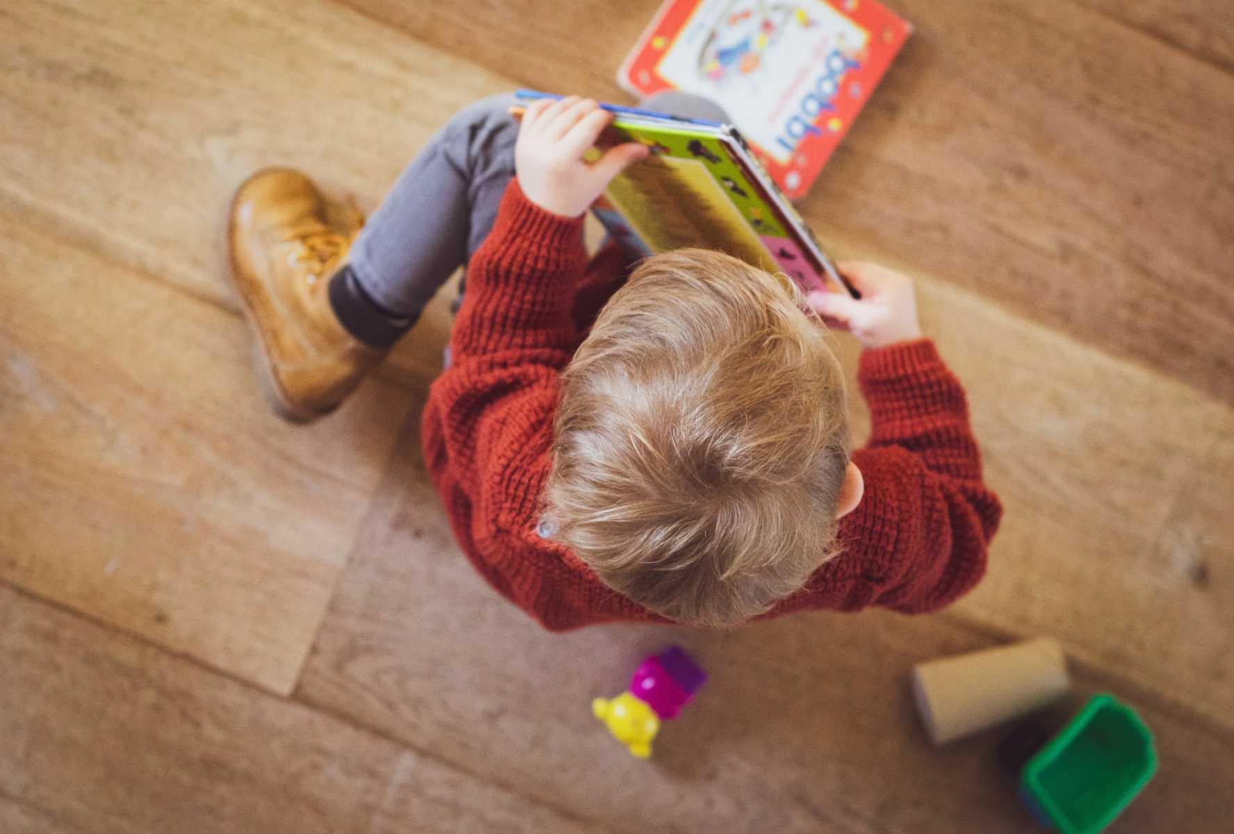 Psychomotorický vývoj dieťaťa od 3 do 6 rokov 1.časť