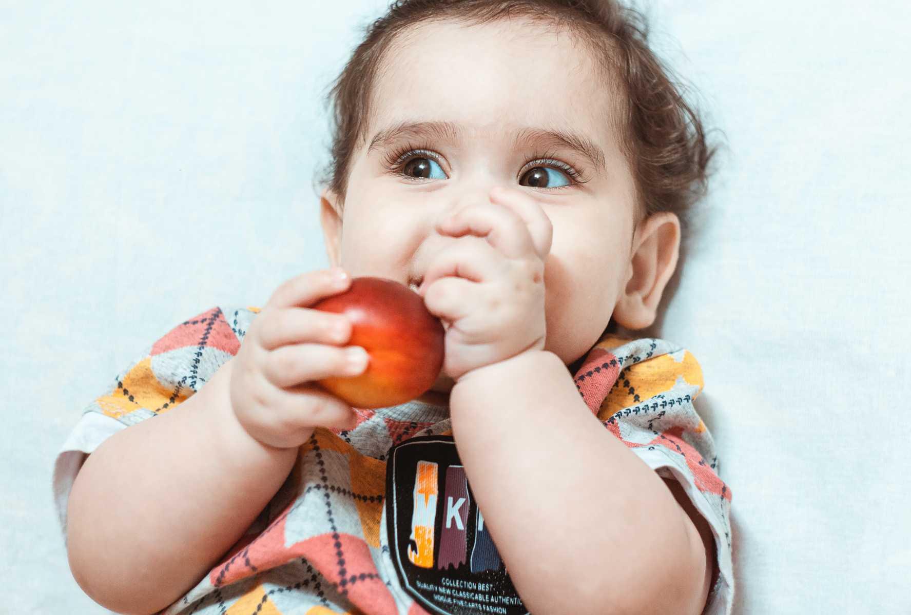 Vplyv techniky príjmu potravy na vývoj reči dieťaťa