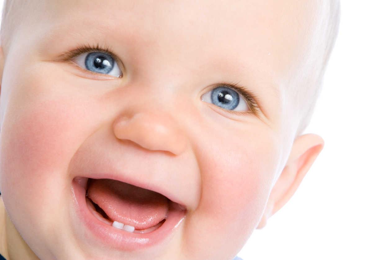 Starostlivosť o zúbky bábätka