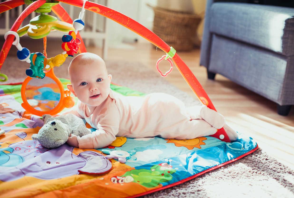 Psychomotorický vývoj dieťaťa - vývoj motoriky a vývojová psychológia